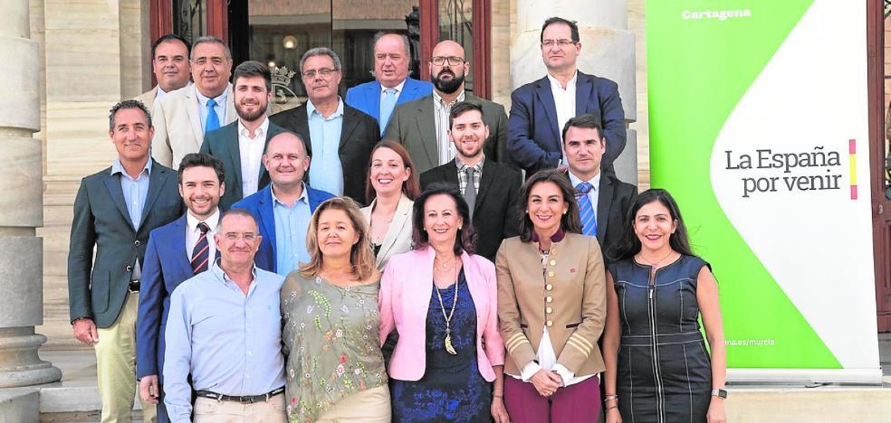 Vox propone asignar un presupuesto propio a barrios y diputaciones de Cartagena al margen de las juntas