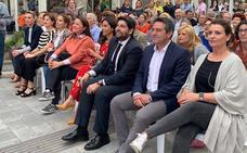 López Miras presenta la candidatura del PP en Alcantarilla