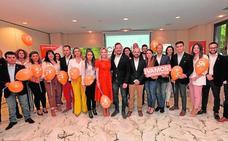 Ciudadanos presenta su candidatura a las municipales para «reinventar Lorca»