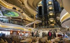 El crucero 'Norwegian Star' visita por primera vez el puerto de Cartagena