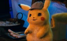 'Detective Pikachu' compite en cartelera con la gran estafa de Anne Hathaway