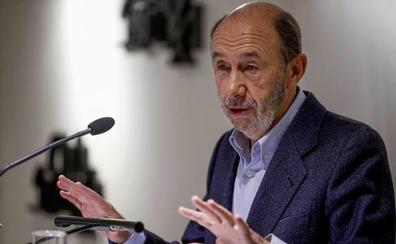 Condolencias de las formaciones políticas de la Región por el fallecimiento de Rubalcaba