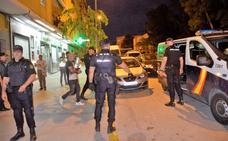 Al menos 4 detenidos en una operación contra el tráfico de cocaína en Cieza