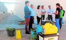 Instalan compostadores en San Pedro para producir abono con los residuos
