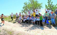Jornada reivindicativa en Fortuna y Abanilla para exigir entornos saludables