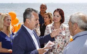 Cs apuesta por una «agricultura sostenible» en los municipios cercanos al Mar Menor