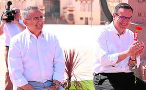 Diego Conesa defiende la cultura como «eje esencial» de la sociedad