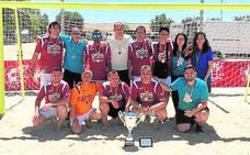 Triunfo regional en el Torneo Inclusivo