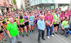 'Corre por Lorca', más viva que nunca