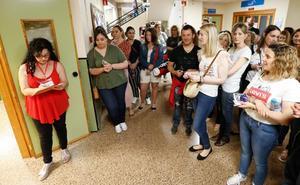 Estupor y enfado de miles de opositores por la «lotería» del examen de Enfermería