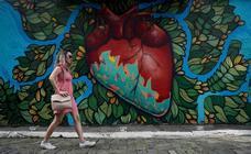 Sao Paulo, capital del arte urbano