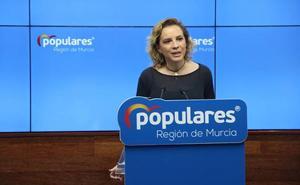 Cachá: «Los murcianos deben elegir entre el modelo económico del PP o el que no funciona del PSOE»