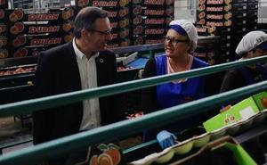 Conesa: «Vamos a apoyar a las empresas para ir hacia un salario mínimo de 1.000 euros»