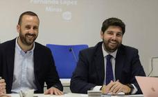 López Miras promete ampliar a tres años la cuota cero para autónomos