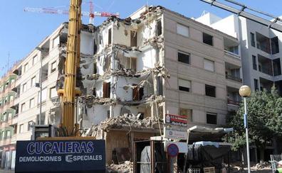 Aprueban ayudas de alquiler por 409.000 € a los afectados por el terremoto de Lorca