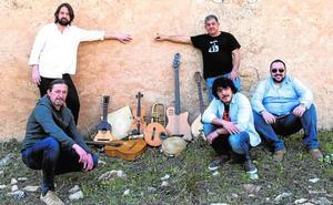 Rafael Medina Egea: «'Abonico' es un viaje por las melodías tradicionales del sureste»