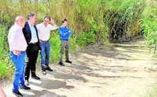 La rambla del Agua Amarga de Cieza se limpiará este verano para prevenir inundaciones