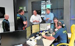 Lorca ya dispone de un plan de prevención de incendios forestales