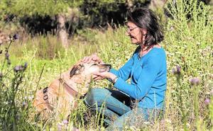 Paloma Sobrado: «Nunca he comprado un animal para tenerlo en cautividad»