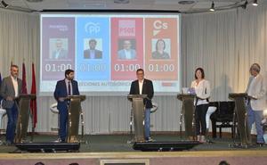 Directo | Debate de 'La Verdad' con los candidatos a presidente de la Comunidad