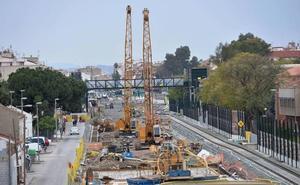 La ejecución de las obras de soterramiento del AVE en Murcia será aprobada este jueves