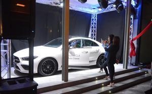 Auto Classe recibe la elegancia y sofisticación del nuevo Mercedes CLA