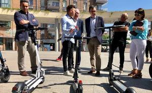 Ballesta promete bicicletas, motos y patinetes eléctricos en las pedanías «para un transporte limpio»