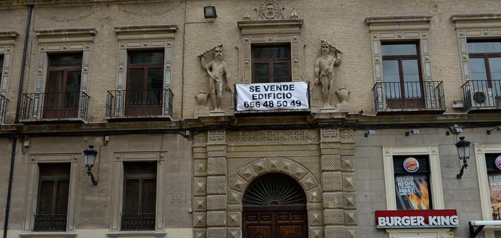 El histórico Palacio de Almodóvar sale a la venta