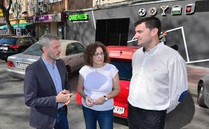 Urralburu: «El PP ha convertido la Región en el mayor casino de Europa»