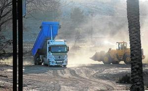 La construcción de la avenida del Plan Rambla se retrasa por el cambio de proyecto