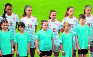 Prometedor debut de la murciana Silvia Lloris con la selección sub-17