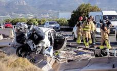 Continúan en estado grave tres de los seis heridos en el accidente de Cieza