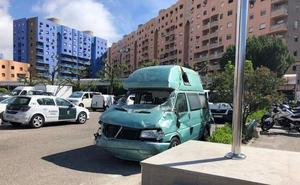 La Guardia Civil acude a un accidente de tráfico en Granada y encuentra un millón en billetes