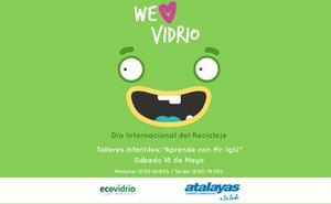 El Centro Comercial Atalayas y Ecovidrio se unen para celebrar el Día Mundial del Reciclaje