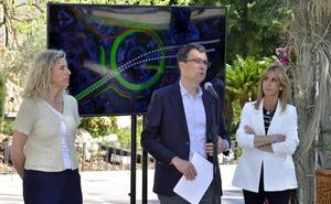 Ballesta promete un túnel y un gran parking bajo La Redonda de Murcia