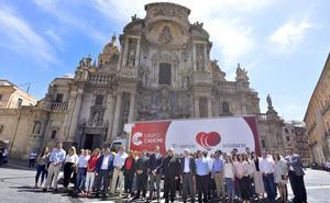 Grupo Caliche crea 'El camión solidario' para impulsar proyectos de ONG y fundaciones