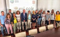 Diez colegios ahorraron 10.000 euros en energía el curso pasado