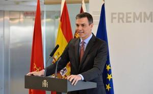 Pedro Sánchez presenta este sábado en Calasparra a los candidatos a las elecciones municipales