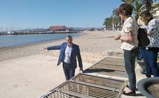 Podemos denuncia que los vertidos al Mar Menor siguen por «desidia» del PP