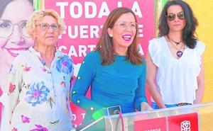 Castejón promete más atención a personas mayores que viven solas
