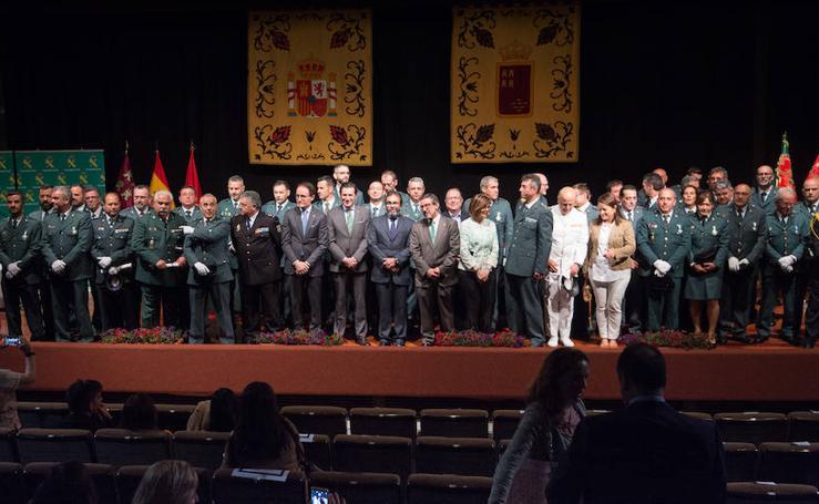«La Guardia Civil es un fiel reflejo de la España actual»