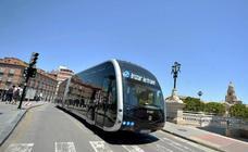 Así es el Tranvibús que Ballesta quiere implantar en Murcia