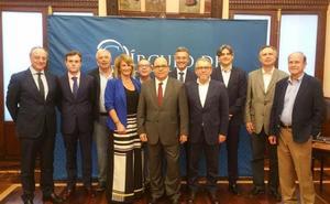 Joaquín Hernández, nuevo presidente del Círculo de Economía de la Región de Murcia