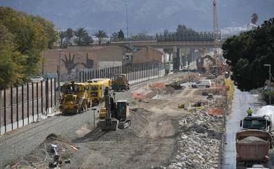 Murcia Alta Velocidad da luz verde a la ejecución del último tramo del soterramiento
