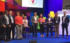 La tecnología murciana Navilens gana en Francia el primer premio VivaTech de accesibilidad y 'retail'