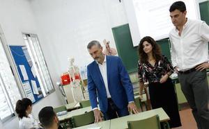 Urralburu: «El crecimiento de la educación concertada devora a la pública»