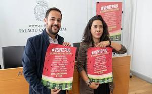 Doce horas de música y gastronomía continua en el festival '#Ventepijo' de Pozo Estrecho