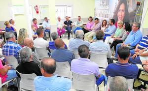 El PSOE de Cartagena propone cubrir las pistas polideportivas de los colegios e institutos
