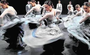 La 'Iberia' de Moreno Buendía se vuelve a coreografiar