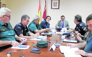La Delegación refuerza la vigilancia en las zonas rurales de Yecla para frenar los robos